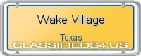 Wake Village board